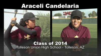 Araceli Candelaria Softball Recruitment Video – Class of 2014