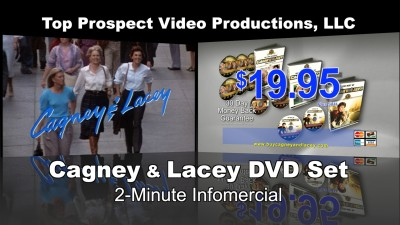 Cagney & Lacey Infomercial