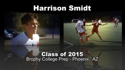 Harrison Smidt Soccer Recruitment Video – Class of 2015