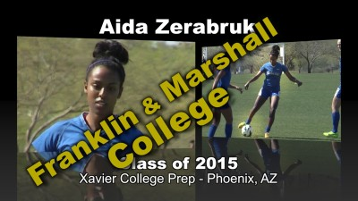 Adia Zerabruk Soccer Recruitment Video – Class of 2015
