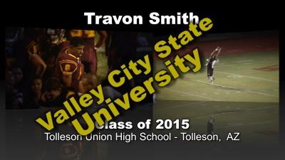 Travon Smith Football Recruitment Video – Class of 2015