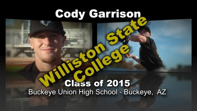 Cody Garrison Baseball Recruitment Video – Class of 2015