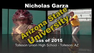 Nicholas Garza Baseball Recruitment Video – Class of 2015