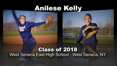 Anilese Kelly Softball Recruitment Video – Class of 2018