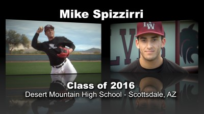 Mike Spizzirri Baseball Recruitment Video – Class of 2016