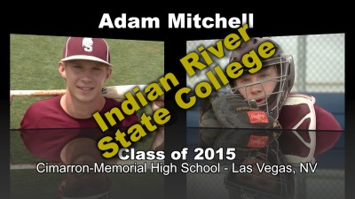 Adam Mitchell Baseball Recruitment Video – Class of 2015