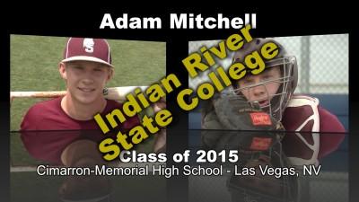 Adam Mitchell Baseball Recruitment Video – Class of 2015