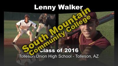 Lenny Walker Baseball Recruitment Video – Class of 2016
