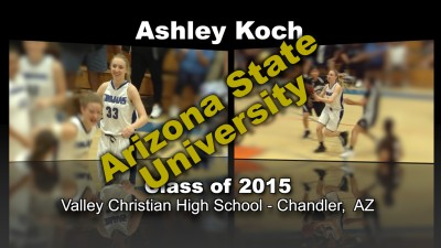 Ashley Koch Basketball Recruitment Video – Class of 2015