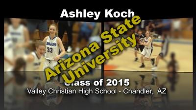 Ashley Koch Basketball Recruitment Video – Class of 2015