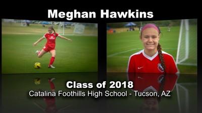 Meghan Hawkins Soccer Recruitment Video – Class of 2018