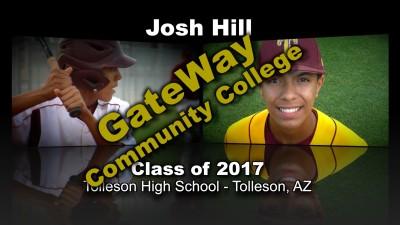 Josh Hill Skills Video – Class of 2017