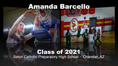 Amanda Barcello Basketball Recruitment Video – Class of 2021
