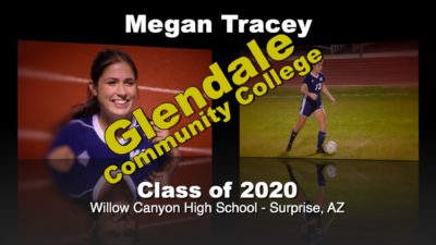 Megan Tracey Soccer Recruitment Video – Class of 2020