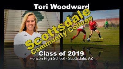 Tori Woodward Soccer Recruitment Video – Class of 2019